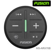Fusion MS-ARX70B ANT Wireless Marine Stereo Remote | Compact Design | IPX6/7 | Black