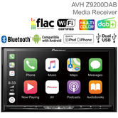 "Pioneer Car Stereo Player | 7"" Multimedia AV System 