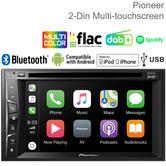 "Pioneer Car Stereo | 6.2"" CD/DVD Multimedia Player 