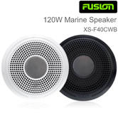 "Fusion XS-F40CWB 4"" 120W XS Series Classic Marine Speakers 