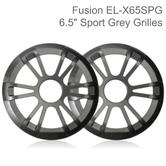 "Fusion 6.5"" Marine Speakers Replacement Grilles Only - Pair 