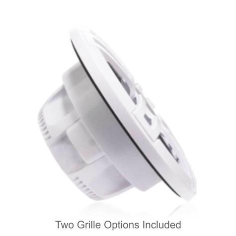 "Fusion XS-FL65SPGW 6.5"" 200W XS Series Marine Sports LED Speaker | IP65 | Grey & White Thumbnail 7"