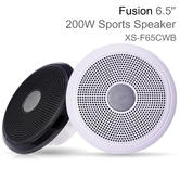 "Fusion XS-FL65SPGW 6.5"" XS Series Marine Sports LED Speaker 