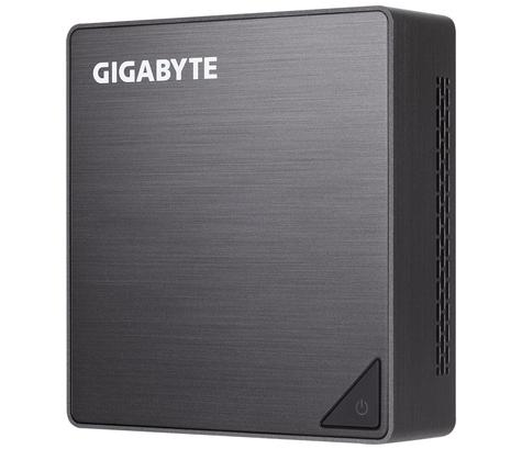 Gigabyte Brix GB-BRi3-8130 Ultra Compact PC Kit | 120GB M.2 SSD + 8GB RAM | Black Thumbnail 3