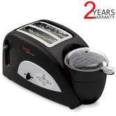 Tefal 1200 W Toast N' Egg 2 Slice Toaster | Poached Boiled Cooker | Black | TT550015
