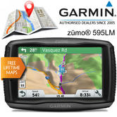 "Garmin Zumo 595LM Motorcycle 5"" GPS Sat Nav 