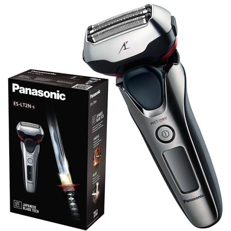 Panasonic 3-Blade Wet and Dry Electric Shaver | Sensor Shaving Technology | ESLT2NS Thumbnail 1