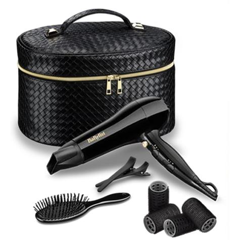 BaByliss Style Collection Dryer Gift Set | 2200W | 3 Heat 2 Speed Settings | 5737FGU Thumbnail 1