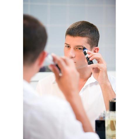Panasonic Wet & Dry Battery Trimmer | Nose-Ear-Eyebrow-Face Hair Clipper | ERGN30 Thumbnail 8