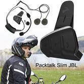 Cardo Scala Rider Packtalk Slim JBL Bluetooth Headset | Motorcycle Helmet Intercom