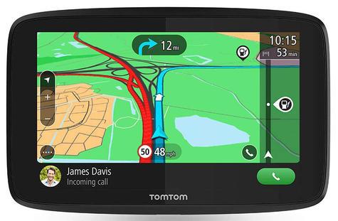 "TomTom Go Essential 5"" GPS Sat Nav | Lifetime Europe Maps+Traffic | Updates via WiFi Thumbnail 2"