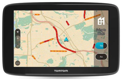 "TomTom Go Essential 5"" GPS Sat Nav | Lifetime Europe Maps+Traffic | Updates via WiFi Thumbnail 3"