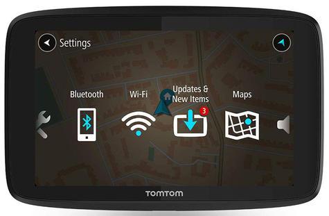 "TomTom Go Essential 5"" GPS Sat Nav | Lifetime Europe Maps+Traffic | Updates via WiFi Thumbnail 4"