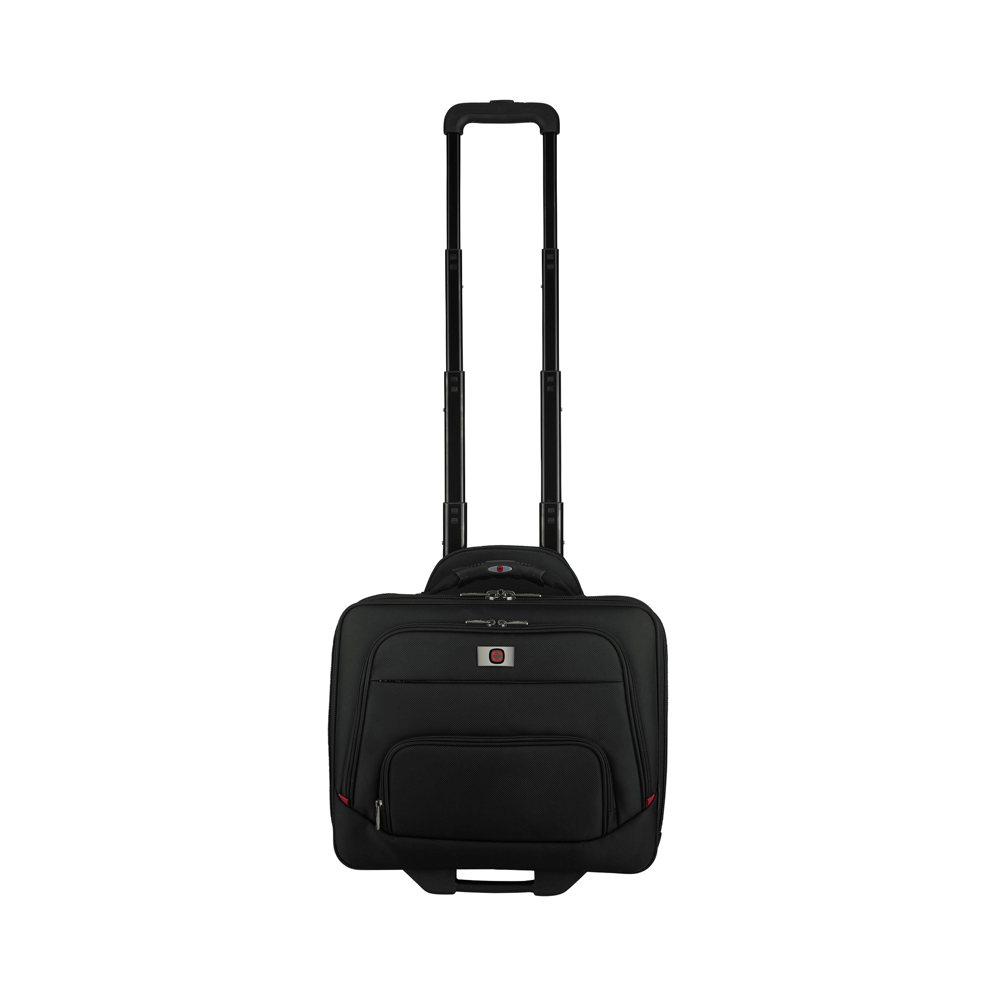Wenger 605978 Spheria 16 Wheeled Laptop Case Roller Traveling Trolley Bag Essentials Organiser Black