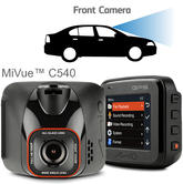 "Mio Mivue C540 2"" Dash Camera 