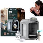 Tommee Tippee Closer to Nature Perfect Prep Machine Day and Night Grey   Easy Use