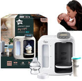 Tommee Tippee Closer to Nature Perfect Prep Machine Day and Night White   Easy Use