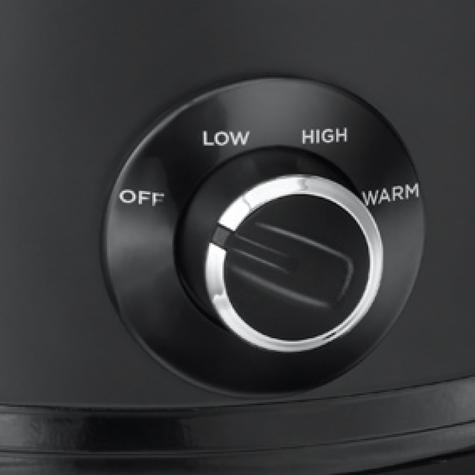 Russell Hobbs 24180 Chalkboard Slow Cooker | 3.5 L Capacity | 3 Heat Settings | Black Thumbnail 2