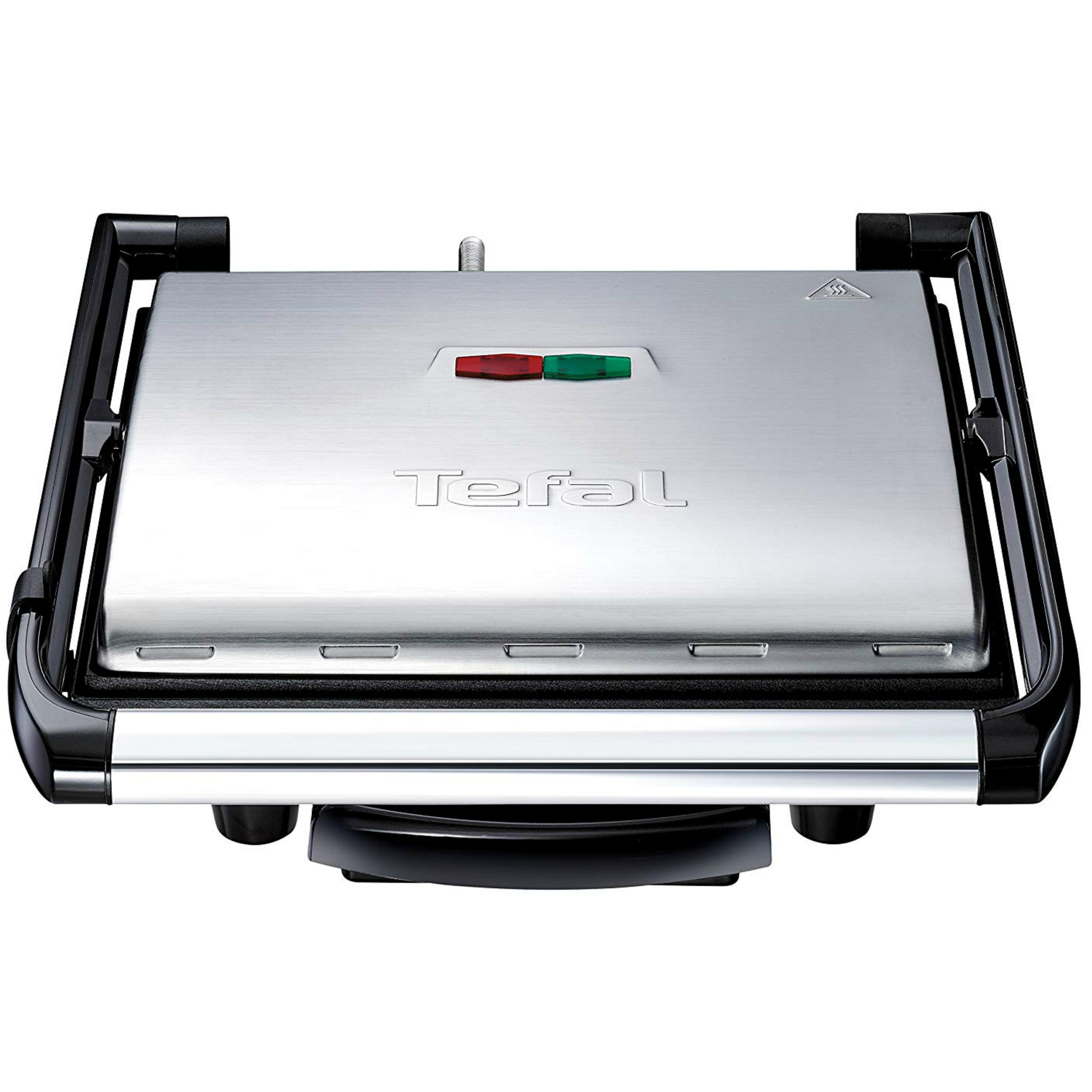 Tefal Inicio Multifunction Grill | 2000W | Easy Storage/Clean | Black-Silver | GC241D40