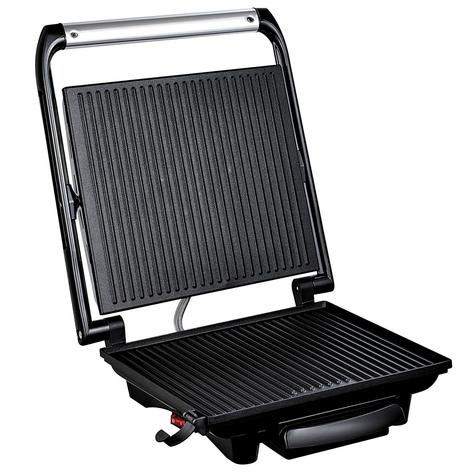 Tefal Inicio Multifunction Grill | 2000W | Easy Storage/Clean | Black-Silver | GC241D40 Thumbnail 2