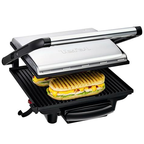 Tefal Inicio Multifunction Grill | 2000W | Easy Storage/Clean | Black-Silver | GC241D40 Thumbnail 3