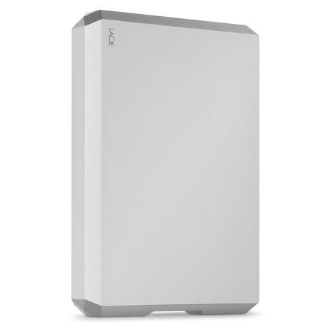 Lacie 5TB Mobile Drive | USB 3.0 Type-C Portable External Hard Drive | For PC & Mac | Storage Thumbnail 2