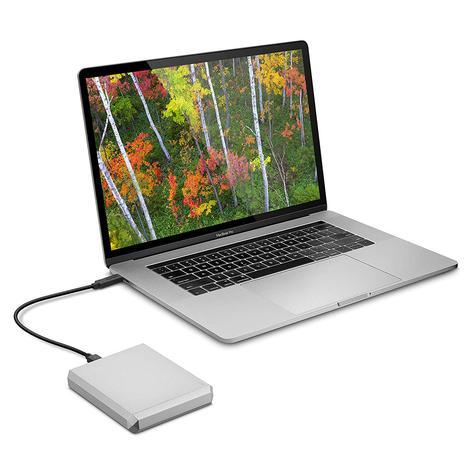 Lacie 5TB Mobile Drive | USB 3.0 Type-C Portable External Hard Drive | For PC & Mac | Storage Thumbnail 6
