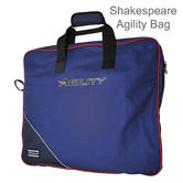 Shakespeare Agility Stink Bag | Coarse Fishing Keepnet Bag | Waterproof | 1294037 | Blue