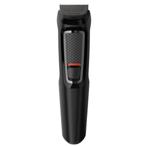 Philips Multigroom Series 3000 7-In-1 Face and Hair Grooming Kit | Black | MG3720/33 Thumbnail 2