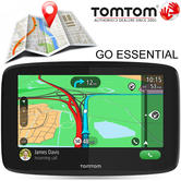 "TomTom Go Essential 6"" GPS Sat Nav 