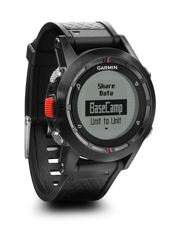 Garmin fenix GPS Navigator Alti Barometer Compass Outdoor Watch 010-01040-01 NEW