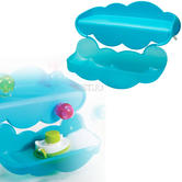 Boon LEDGE Water Table | With Suctions Cups | Stores Small Items When Closed?+6 Months