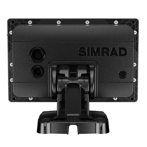 "Simrad Cruise 5 | 5"" Marine Plotter/Sounder with ROW Base Chart & 83/200 Transducer Thumbnail 6"
