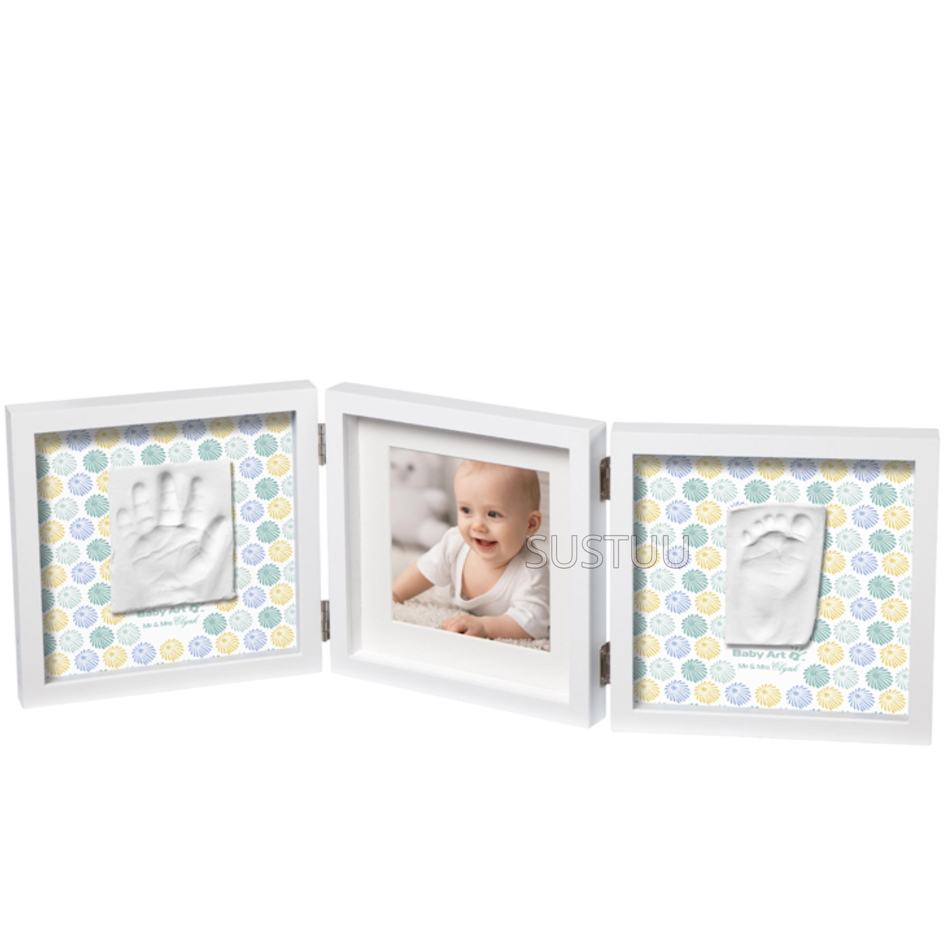 Baby Art My Baby Style Double Print Frame Mr & Mrs Clynk | Giftware For Babyshower, Birthdays & Christening