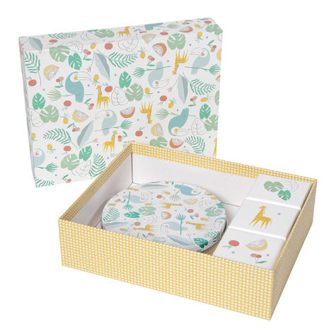 Baby Art My Baby Gift Box Toucans | Giftware For Baby shower & Birthday |Easy To Use Thumbnail 5