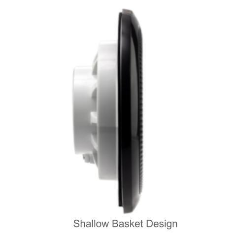 "Fusion EL-F651B 6.5"" 80W EL Series Shallow Mount Marine Speakers | IP65 | Black | Pair Thumbnail 5"