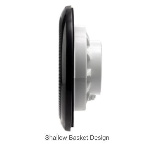 "Fusion EL-F651B 6.5"" 80W EL Series Shallow Mount Marine Speakers | IP65 | Black | Pair Thumbnail 6"