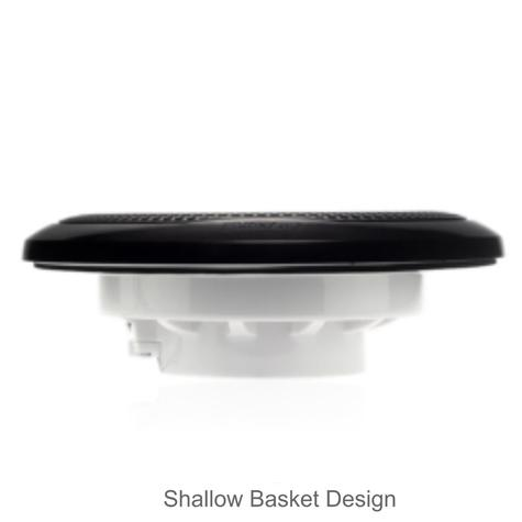 "Fusion EL-F651B 6.5"" 80W EL Series Shallow Mount Marine Speakers | IP65 | Black | Pair Thumbnail 7"