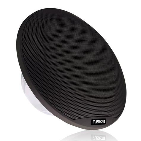"""Fusion SG-X10B Signature Series 10"""" Marine Replacement Speaker Grille Only?Black Thumbnail 3"""