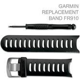 Garmin Forerunner 910XT Replacement Black Watch Strap bands 010-11251-06