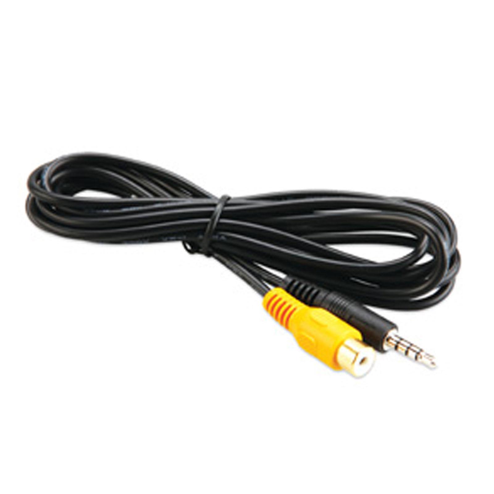 Garmin Video Input Cable / Lead | For Camper 760LMT-D_Dezl 770LMT-D/760LMT/560LMT GPS Navigator