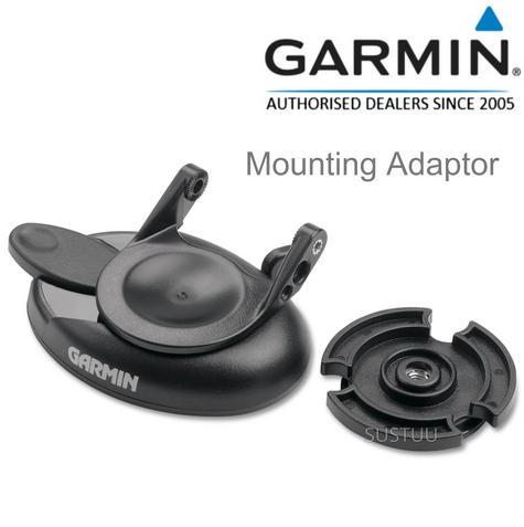 Garmin Uni Adhesive Mount Adapter | Holder For GPS 72H/76/176 & GPSMAP 76/78/96 Thumbnail 1