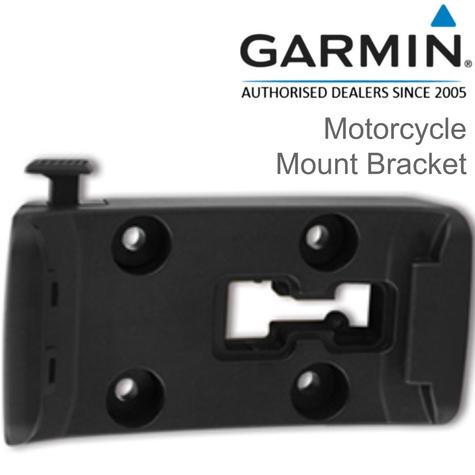 Garmin Motorcycle GPS Mount Bracket Holder | For Zumo 340LM 345LM 350LM 390LM SatNav Thumbnail 1