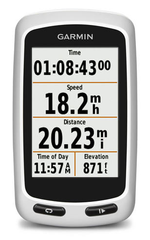 Garmin Edge Touring Plus|GPS SatNav|Cycle/Bike|Barometric-Altimeter|UK EuropeMap Thumbnail 3