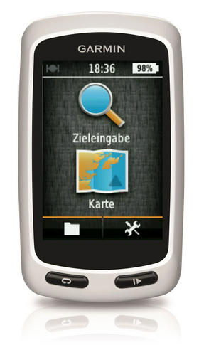 Garmin Edge Touring Plus|GPS SatNav|Cycle/Bike|Barometric-Altimeter|UK EuropeMap Thumbnail 4