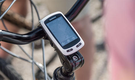 Garmin Edge Touring Plus|GPS SatNav|Cycle/Bike|Barometric-Altimeter|UK EuropeMap Thumbnail 7