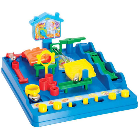 Tomy T7070 Scewball Marble Scramble Game | Classic Children's Fun Actvity | Age 5+ Thumbnail 2