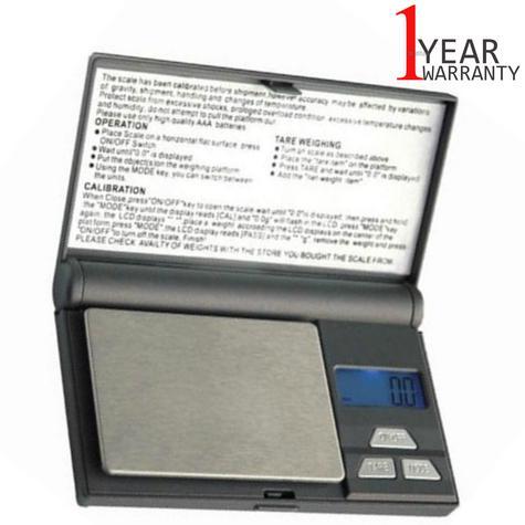 Kenex Professional Digital Pocket Portable Scales | Weight Measurement | EX350 | NEW Thumbnail 1
