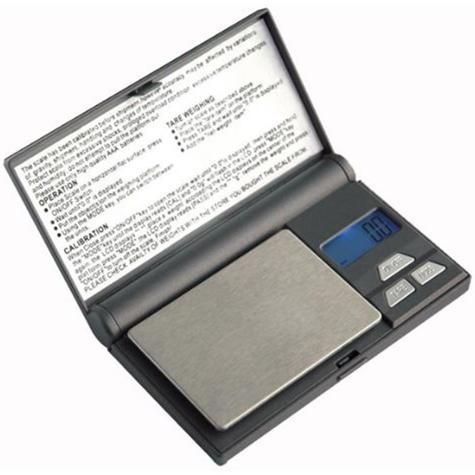 Kenex Professional Digital Pocket Portable Scales | Weight Measurement | EX350 | NEW Thumbnail 2
