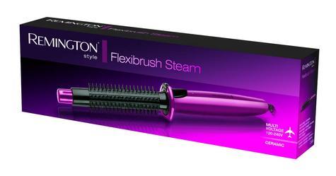 Remington CB4N Hair Flexibrush Steam Hot Air Styler & Curler | Ceramic Barrel | NEW Thumbnail 5